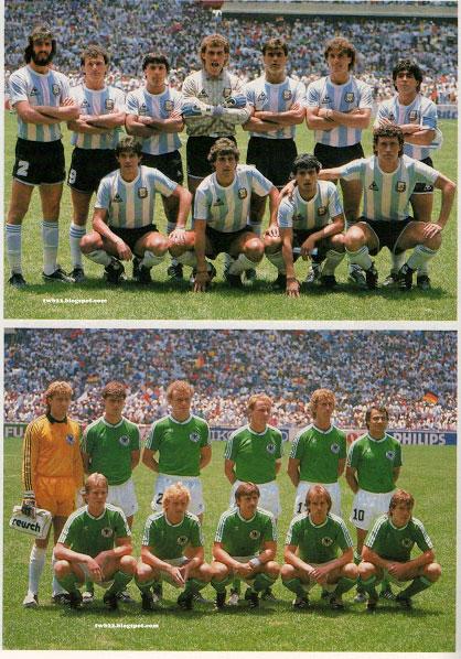 جام فوتبال 86 جهانی