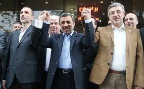 حرف هاى تکرارى احمدى نژاد: نمیخواستند ما سال 84 بیاییم، از دستشان در رفت!