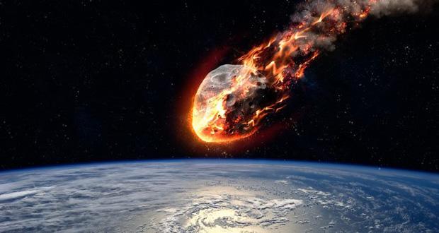 آیا شهاب سنگی عظیم اردیبهشت ماه به زمین برخورد می کند؟!