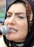 شیوا قاسمی پور اولین زن نماینده مجلس کردستان بعد انقلاب کیست؟
