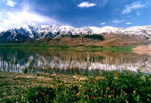 زیبایی های تابستانی ایران: سفر به سوئیس کوچک در دامنه های زاگرس (گزارش تصویری)