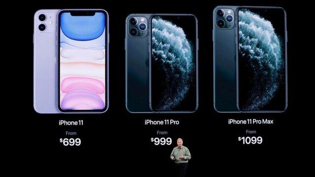 اپل از آیفون 11 رونمایی کرد (تصوير، قيمت و مشخصات)