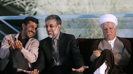 گناه حدادعادل کمتر از گناه احمدى نژاد نیست