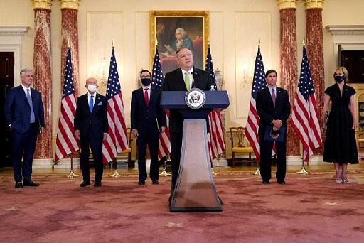 شورای آتلانتیک: اقدامات آمریکا به رهبری ترامپ موجب انزوای بی سابقه این کشور شده/ واشنگتن به دنبال تحریک ایران برای خروج از برجام است