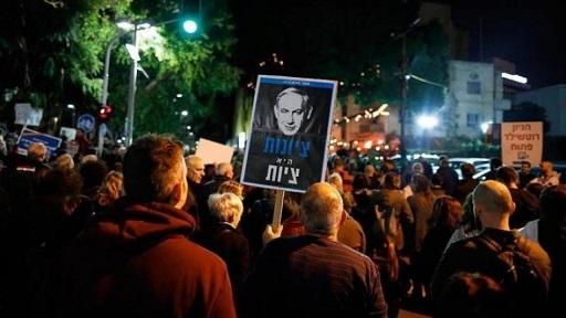 ادعای عجیب دولت نتانیاهو: ایران پشت تظاهرات ضد دولتی در اسرائیل قرار دارد!