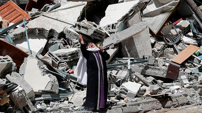 جنگ غزه؛ شدیدترین حملات هوایی اسرائیل در میان سکوت غربی ها!