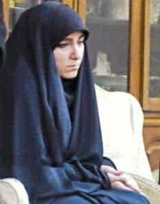 دختر شهید سلیمانی، کاندیدا شد (+عکس)
